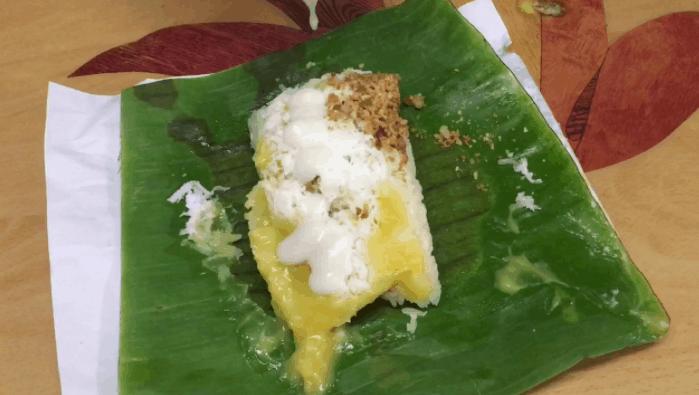 Xôi xiêm - Món ăn dân dã tại Kiên Giang