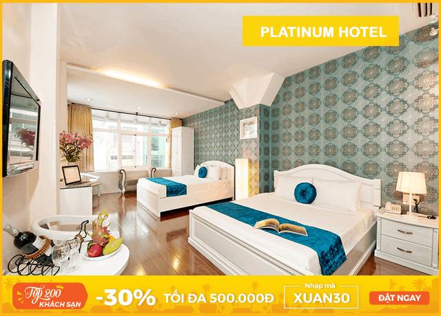 Du xuân bỏ túi top 19 Khách sạn ưu đãi khi du lịch đến Sài Gòn!