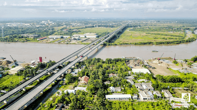 Hệ thống giao thông ở Long An