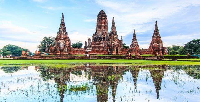 Cố đô Ayutthaya (Ảnh ST)