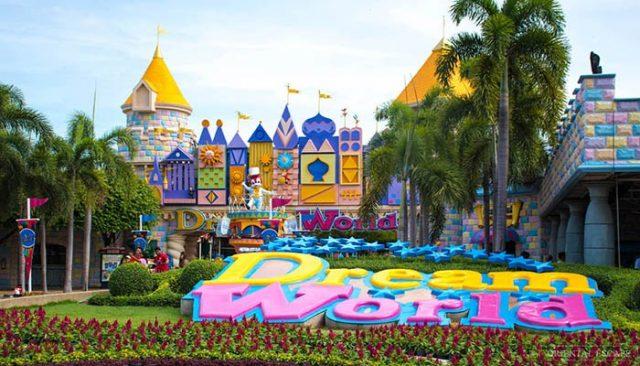 Dream word - Disneyland của Thái Lan (Ảnh ST)