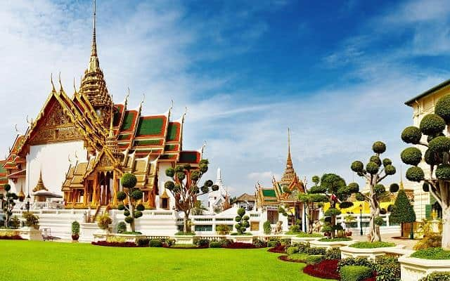 Điểm đến du lịch Bangkok không thể bỏ qua khi tới Thái Lan (Ảnh ST)