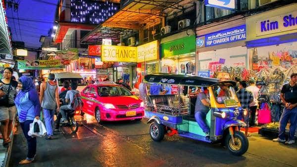 chợ Pratunam Thái Lan