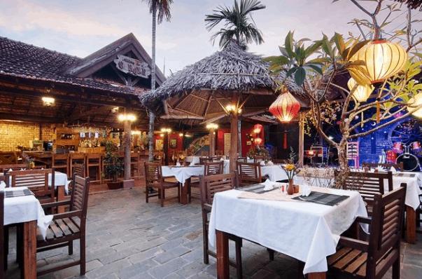 Nhà hàng Vườn Táo Phú Quốc