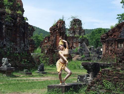 Vũ điệu Apsara mê đắm du khách (Ảnh ST)