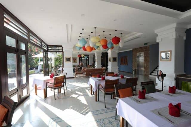 Nhà hàng của Hoi An Odyssey Hotel (Ảnh ST)