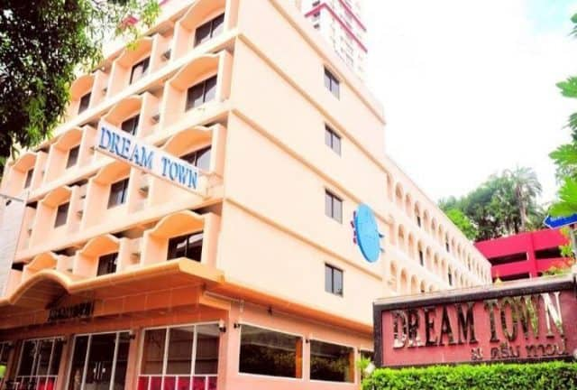 Dream Hotel ở Bangkok Thái Lan (Ảnh ST)