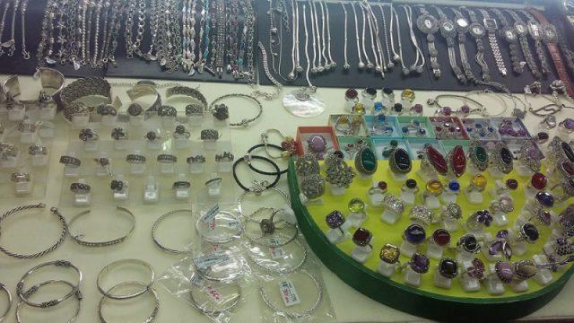 Bạc Thái được bày bán ở các trung tâm thương mại (ẢNH ST)