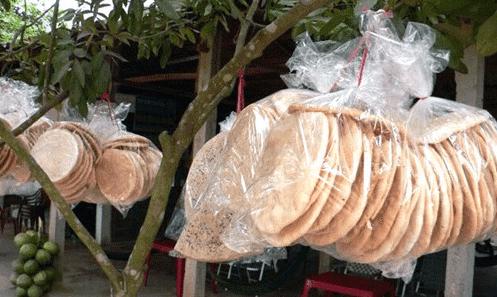Bánh phống Sơn Đốc - Đặc sản Bến Tre làm quà