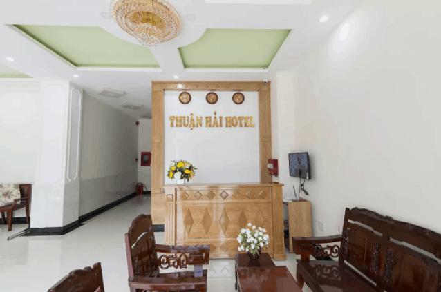 Phòng khách của khách sạn