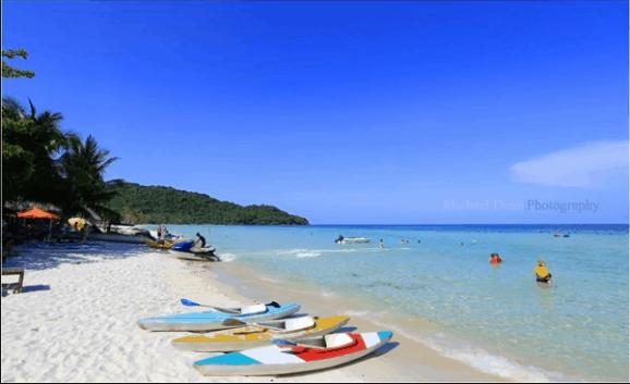 Phú Quốc hấp dẫn du khách mỗi năm