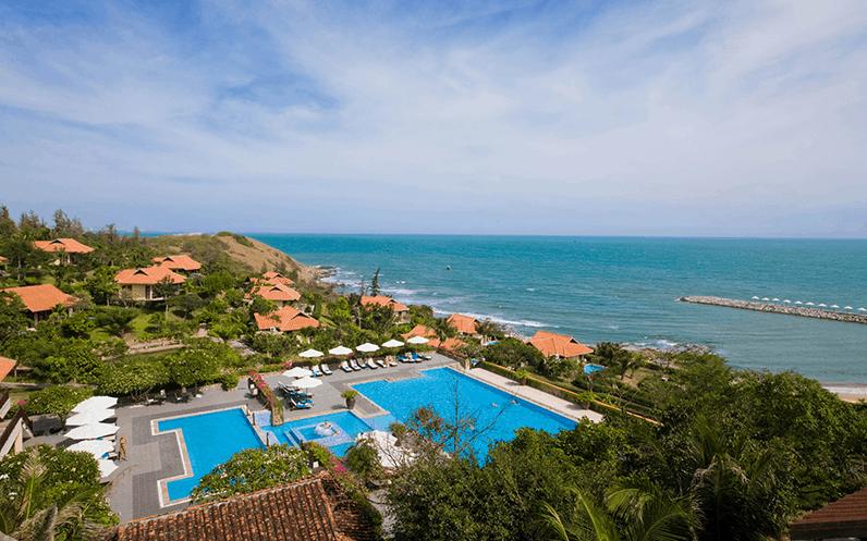 Bao quát Romana resort & spa Phan Thiết