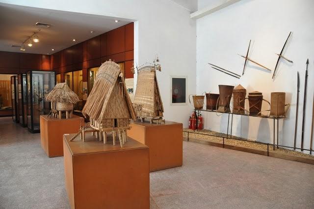 Bên trong bảo tàng (ẢNH ST)