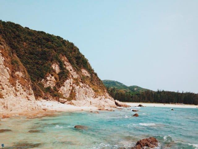 Hòn đảo hoang vắng nhưng tuyệt đẹp dành cho du khách tới Phú Yên (ẢNH ST)