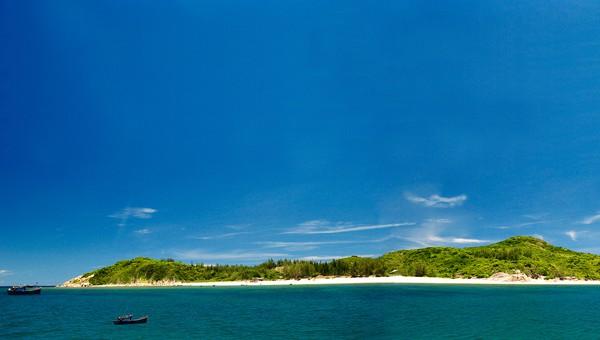 Hòn Đảo nhỏ xinh giữa biển nước Phú Yên (ẢNH ST)