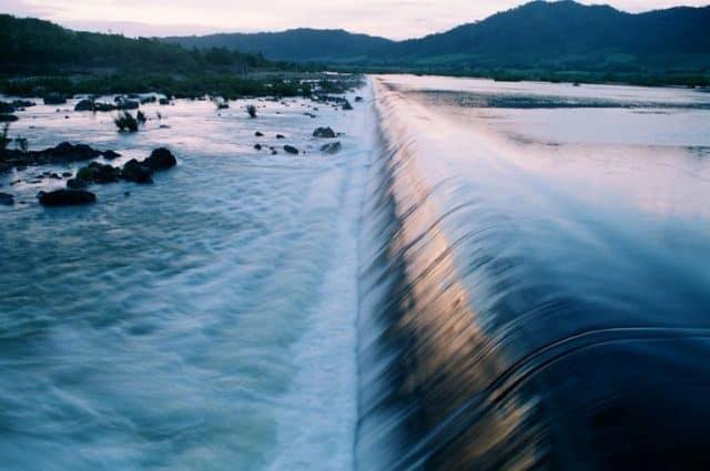 Con đập có hơn 2500 các hạng mục lớn nhỏ và đang là công trình thủy lợi lớn nhất Phú Yên hiện nay. (ẢNH ST)