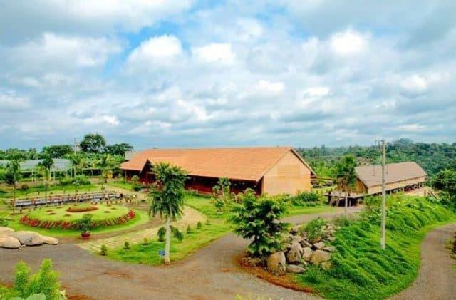 Không gian thiên nhiên đầy hấp dẫn của khu du lịch Ko Tam (ẢNH ST)