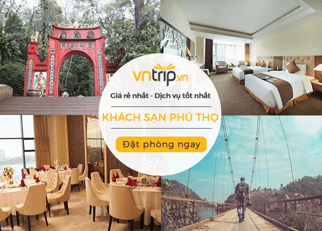 Đặt phòng khách sạn Phú Thọ