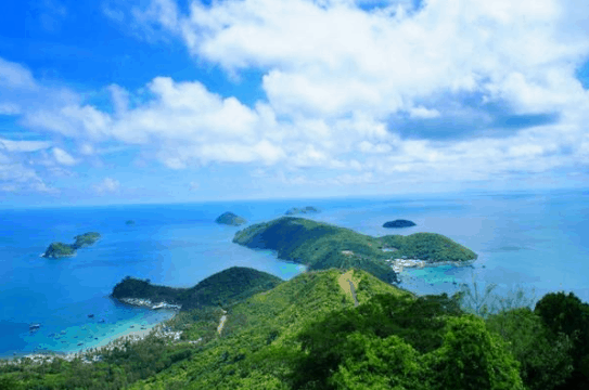Địa điểm du lịch Nam Du