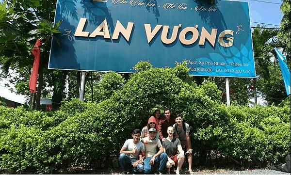 """""""Vui chơi thả ga"""" tại khu du lịch Lan Vương – Bến Tre"""