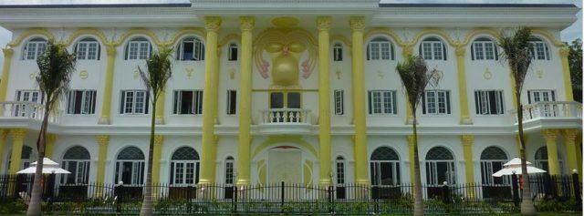 Công trình nổi tiếng ở Nha Trang (Ảnh ST)