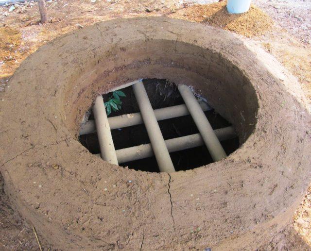Có tới 486 chiếc giếng được xây dựng tại đây (Ảnh ST)