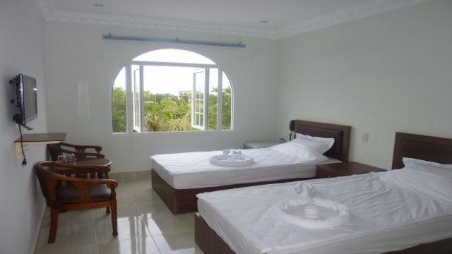 Bạn có thể chọn nơi này làm địa điểm nghỉ dưỡng khi tới Nha Trang (Ảnh ST)