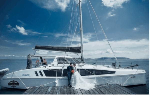 bến du thuyền marina