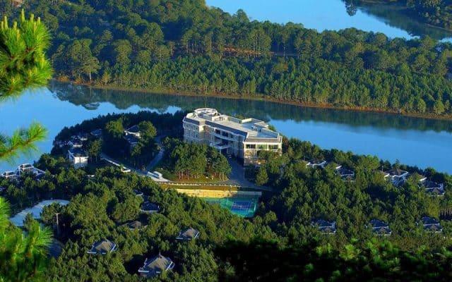 Edensee Lake Resort & Spa tại Đà Lạt