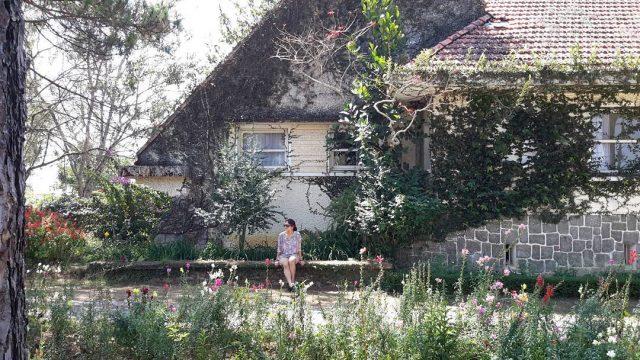 Khung cảnh yên bình, thơ mộng tại resort