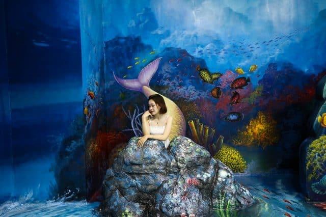 Bảo tàng tranh nghệ thuật 3D Art in Paradise Đà Nẵng