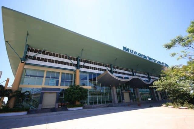 Bến xe khách phía Nam Đà Nẵng (Ảnh ST)