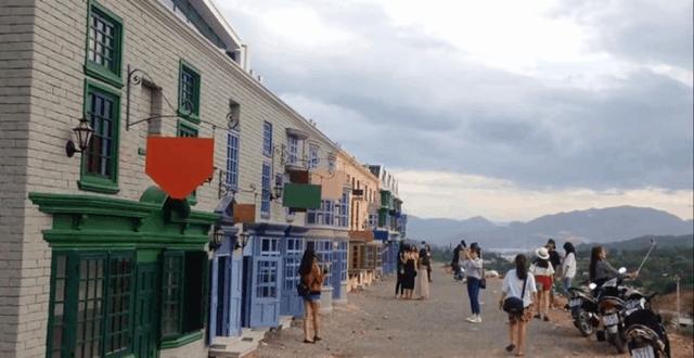 Thu hút đông đảo du khách ghé thăm (Ảnh: ST)