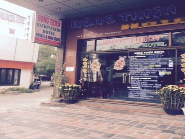 Hong Thien Backpackers Hotel (Ảnh: ST)