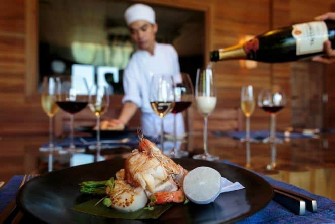 Six Senses Restaurant Côn Đảo