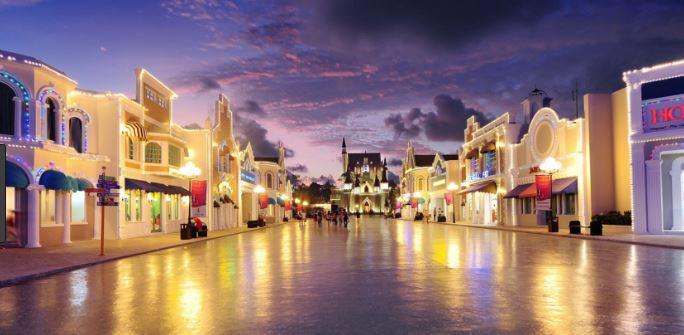 Khu phố mua sắm Vinpearl Phú Quốc
