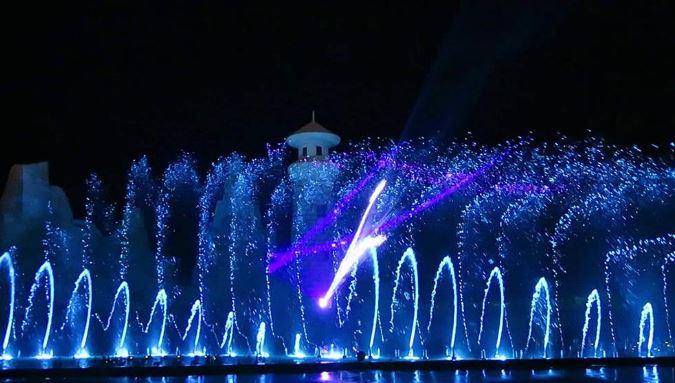 Nhạc nước Vinpearl Phú Quốc