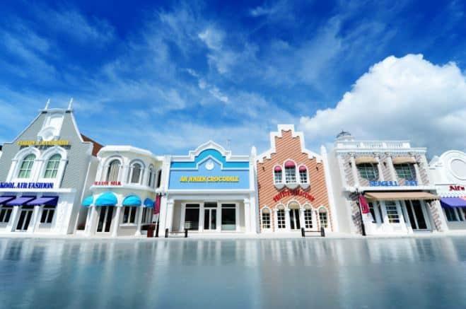 Phố mua sắm Vinpearl Phú Quốc
