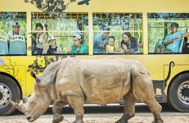Vườn thú bán hoang dã Phú Quốc