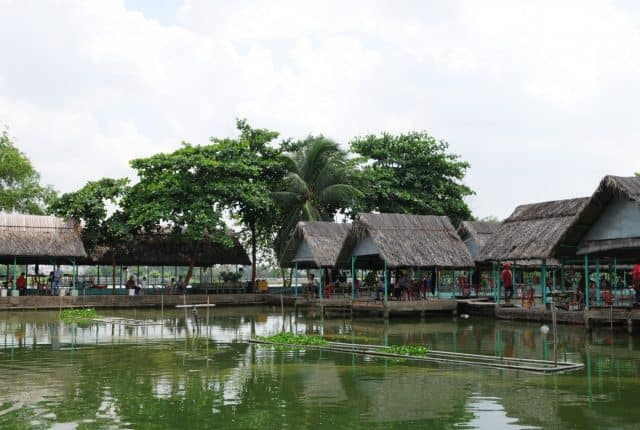 Khu du lịch sinh thái Lái Thiêu Đà Nẵng (Ảnh: ST)