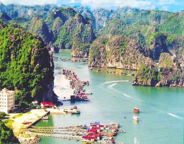 Du lịch Vịnh Lan Hạ