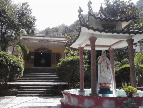 Nếu đã lên chùa Chứa Chan, đừng quên bớt chút thời gian ghé thăm chùa Bảo Pháp