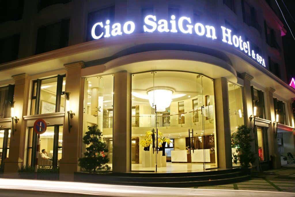 Ciao Saigon tích hợp đầy đủ hệ thống dịch vụ tiện ích, đa năng