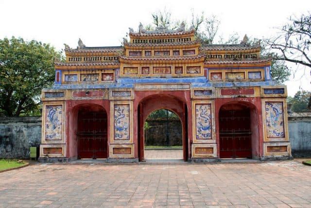 """Tham quan"""" Cung Diên Thọ nơi ở của các vị Hoàng hậu triều Nguyễn ..."""
