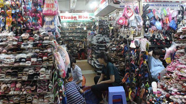 chợ An Đông