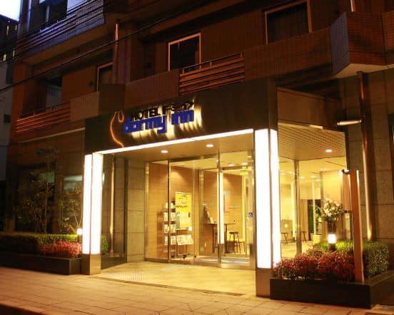 mặt tiền khách sạn Dormy Inn Umeda Higashi Natural Hot Spring