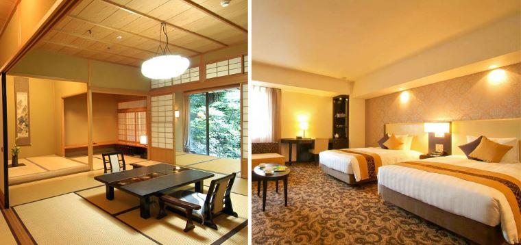 khách sạn Nhật Bản