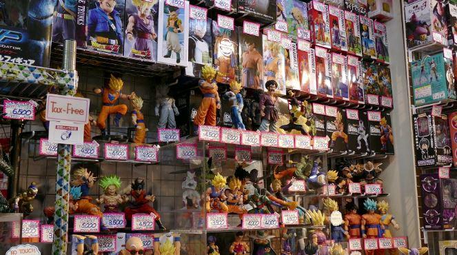 quà lưu niệm du lịch Nhật