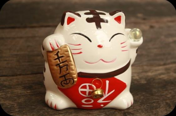Mèo Maneki Neko