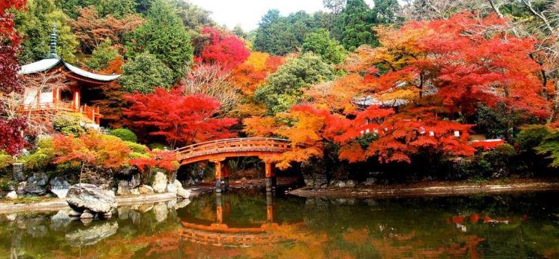 vẻ đẹp của mùa thu thành phố Nikko